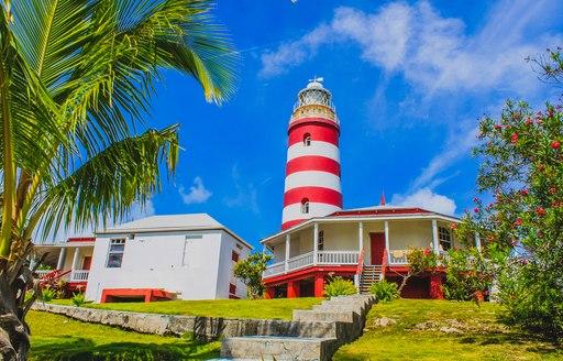 Lighthouse on Elbow Cay