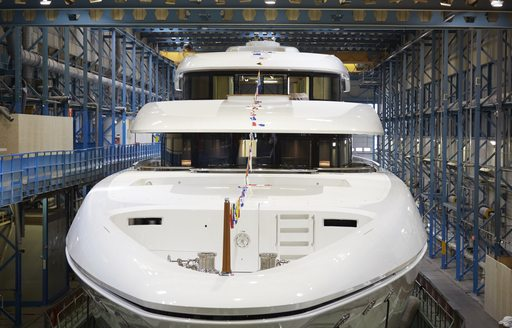 Experienced Charterer Builds Family Friendy 73m Feadship Superyacht HASNA photo 8
