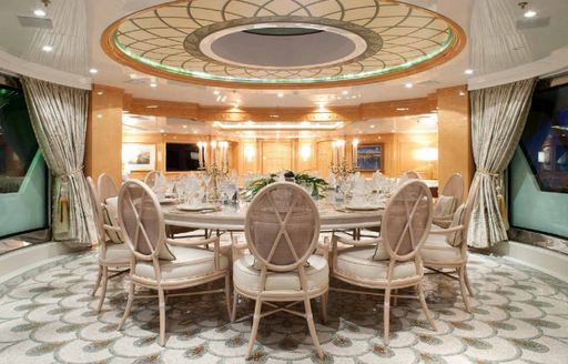 Superyacht 'St David' Open For Special Monaco Grand Prix 2017 Charter photo 2