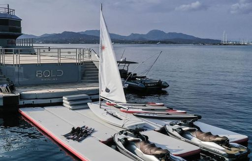85m expedition yacht BOLD now open for luxury yacht charters photo 3
