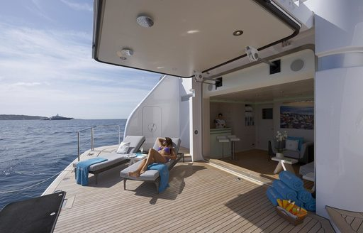 Charter Yacht TITANIA Reduces Weekly Base Rate For Winter Vacations photo 7