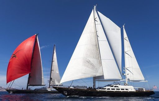 Award-Winning Charter Yachts Impress Crowds At St Barths Bucket 2016 photo 9