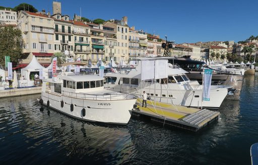 Cannes Yachting Festival 2019: Day 4 in pictures  photo 8