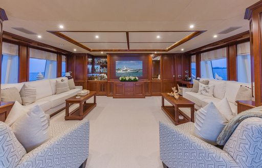 Bahamas charter special: M/Y Namaste offers discounted rate for April and May photo 2
