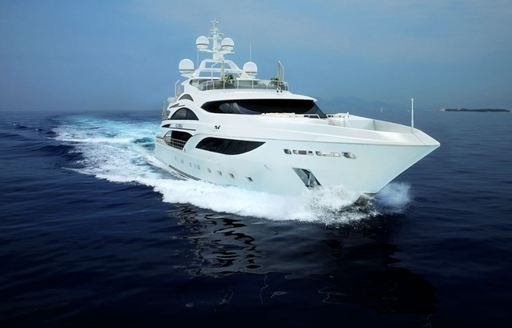 The brand new Illusion V sees multiple nominations for 2015 ShowBoats Design Awards