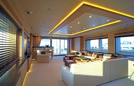 Superyacht TATIANA Joins Ibiza Charter Fleet photo 2