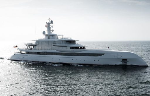 Abeking and rasmussen luxury yacht EXCELLENCE