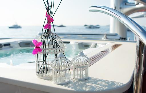 Charter Yacht 'Maltese Falcon' Wins Prestigious Table Setting Competition photo 7