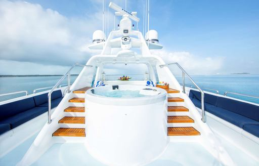 Caribbean special offer: No delivery fees  on luxury superyacht 'Island Heiress' photo 12