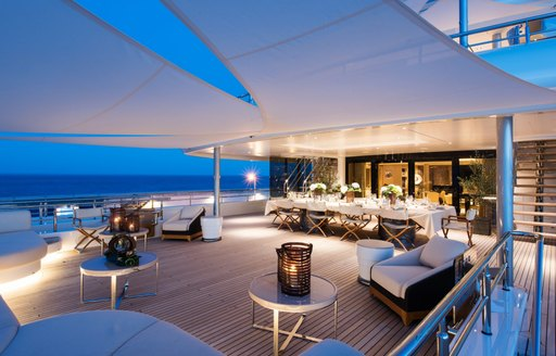 82m superyacht RoMea to charter in the Maldives this winter photo 10