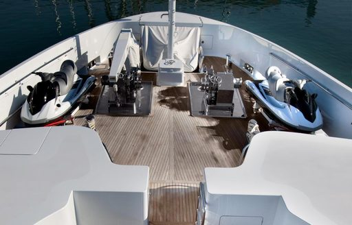 Superyacht 'Double Down' Joins Charter Fleet With Availability For Caribbean and Bahamas Charters photo 6