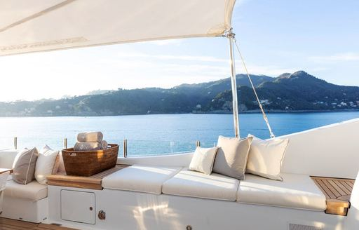 Newly renamed 55m motor yacht REVELRY now available for charter in Mediterranean photo 16