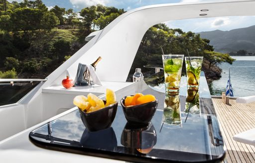 New Video and Photos Reveal Charter Life On Board Superyacht 'Nitta V' photo 2