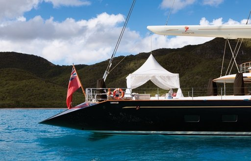 Charter Sailing Yacht TIARA For Charity photo 3