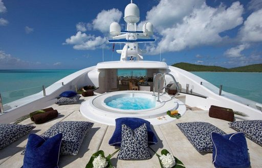 Superyacht CLOUD 9 to Attend the 2014 Singapore Yacht Show photo 4