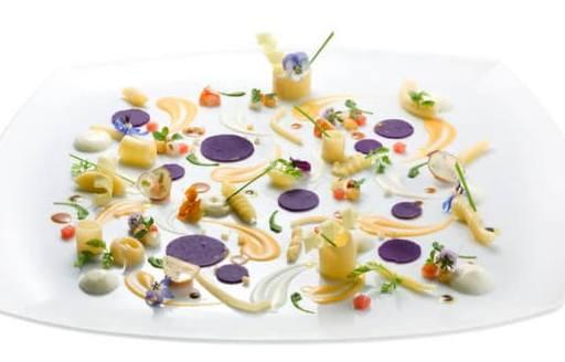 Michelin-starred cuisine at the Ischia Riva Privée at Daní Maison Restaurant