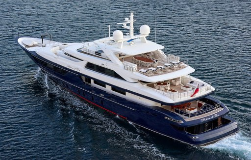 motor yacht Reve D'or is attending the MYBA Pop-Up Show 2017