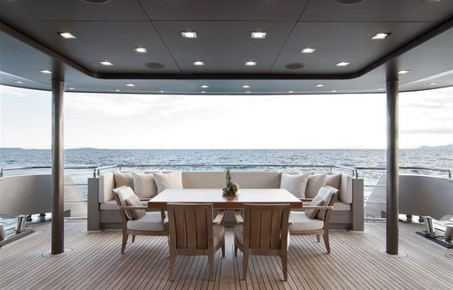Luxury Yacht GEOSAND Available In Greece This Summer photo 2