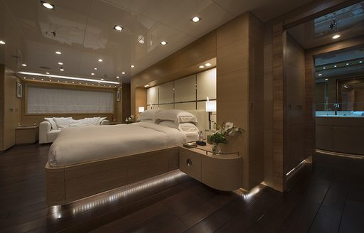 RESILIENCE renamed superyacht ARBEMA and available for Mediterranean yacht charter right now photo 6
