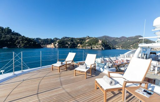 Newly renamed 55m motor yacht REVELRY now available for charter in Mediterranean photo 7