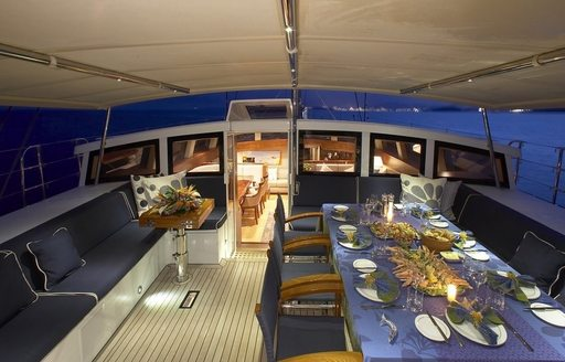 Sailing Yacht 'Cinderella IV' Available In Spain This Summer photo 2