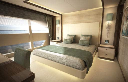 Be the First to Charter the Brand New Sunseeker 155 Superyacht 'Princess AVK' photo 5