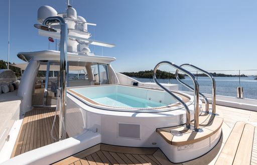 10 Of The Best Superyachts Available For Winter Holiday Charters photo 30