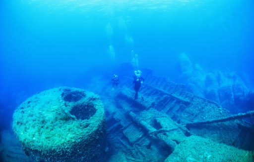 The Ultimate Guide To Wreck Diving In Greece photo 9