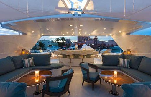Award-Winning Superyacht 'Finish Line' Now Available For Charter photo 2