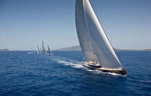Award-Winning Charter Yachts Impress Crowds At St Barths Bucket 2016 photo 7