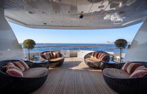 Superyacht 'Ocean Glass' Open For Charter Following Refit photo 7