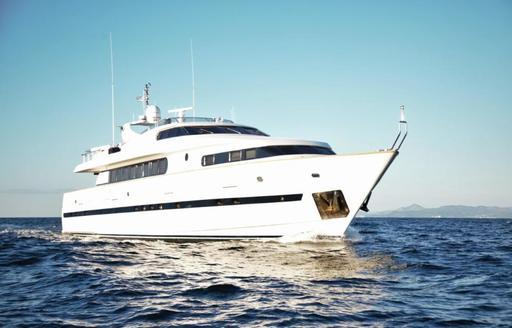 Motor yacht 'Project Steel'