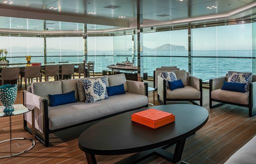 Charter yachts nominated for the 2020 Design & Innovation Awards photo 24