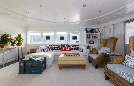 5 superyachts open for last minute South of France yacht charters photo 11