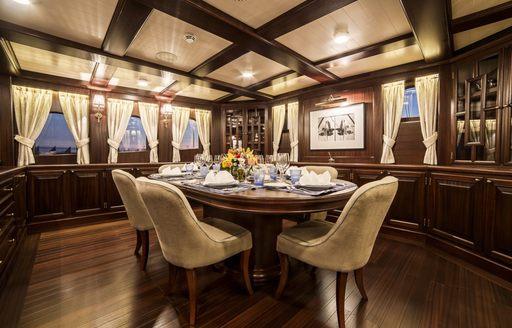Award Winning Motor Yacht TARANSAY Joins Charter Fleet photo 6
