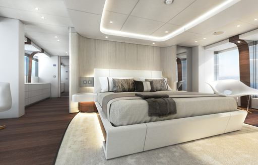 Heesen launches second hybrid yacht Project Electra photo 9