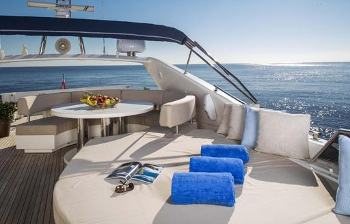 5 Luxury Yachts Open For Charter in the Greek Isles This Summer photo 7