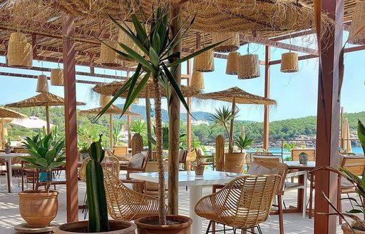 Ibiza atzaro beach club