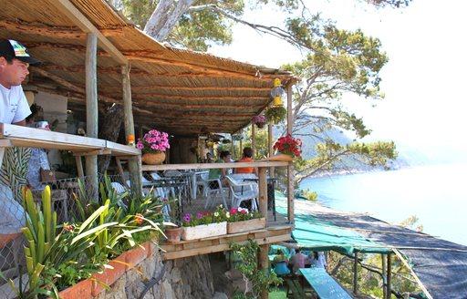 Sa Foradada restaurant in Mallorca