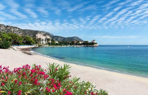 Beach Saint Jean Cap Ferrat