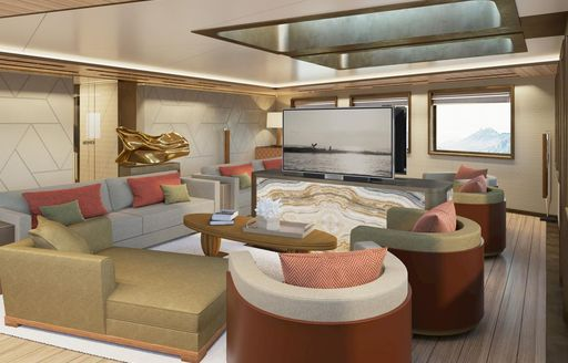 Groundbreaking expedition yacht 'La Datcha', currently in build, to charter in 2021 photo 5