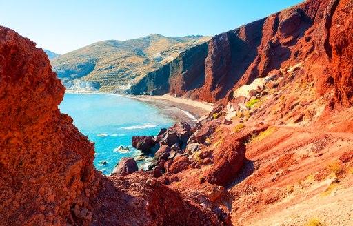 Kokkini beach greece