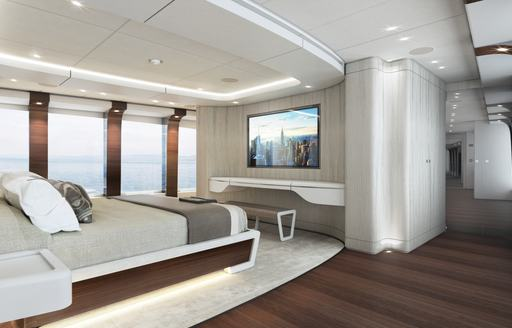 Heesen launches second hybrid yacht Project Electra photo 8