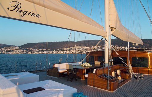 Charter Yacht REGINA Reduces Weekly Rate In The Caribbean This October photo 6