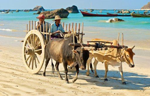 enjoy traditional burmese culture on a burma superyacht charter vacation