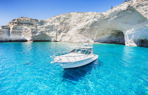 COVID-19 & Yacht Charter: Plan Now, Travel Later - Milos, the Secret Island of Greece photo 2
