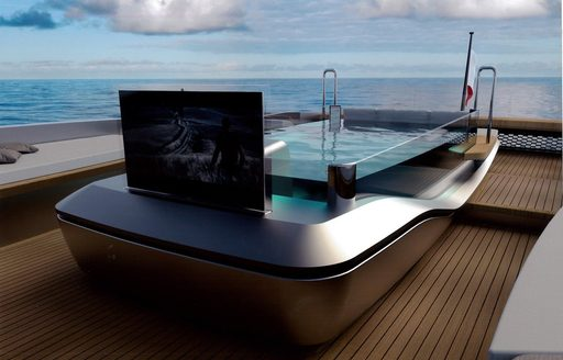 New 40m motor yacht Panam joins charter fleet photo 6