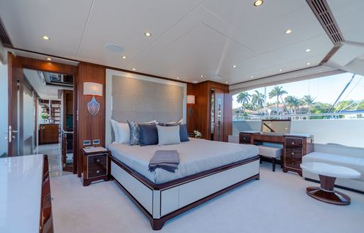 Master cabin onboard MY I C