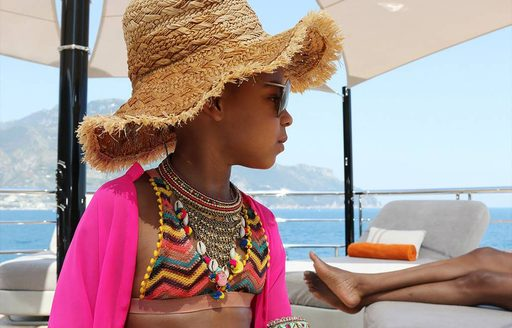 Beyonce shares the magic of chartering a superyacht with her millions of followers photo 11