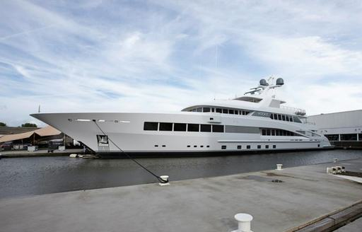 MY ROCK.IT recently launched to high acclaim from Feadship